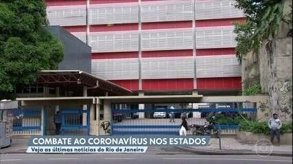 Quatro principais emergências do Rio não têm mais vagas de UTI