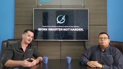 José Israell e Luis Henrique, da Prohawk, contam sobre a mudança na realidade do negócio