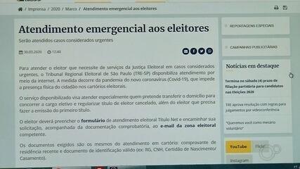 TSE vai reativar título de eleitor para quem não fez biometria por causa do coronavírus