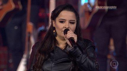 Maiara e Maraisa cantam 'A Lenda'