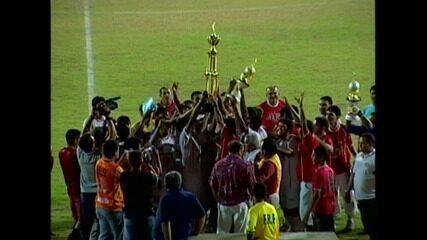 GloboEsporte.com relembra título estadual do Baré em 2016, que completa exatos 14 anos