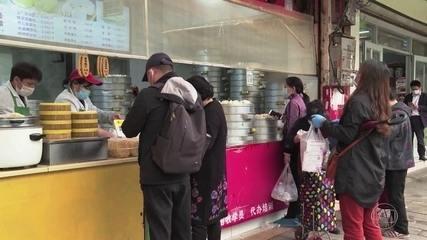 China anuncia 11º dia sem mortes: pandemia do coronavírus dá sinais de desaceleração