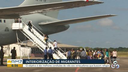 Operação acolhida mantém processo de interiorização de imigrantes venezuelanos em RR