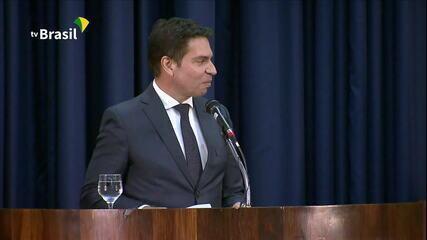 Alexandre Ramagem, ex-Abin, é o novo diretor-geral da PF