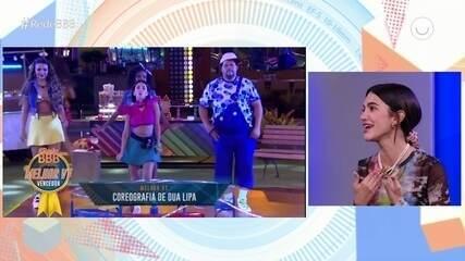 Coreografia de Dua Lipa vence a categoria 'Melhor VT' com 39,62% dos votos