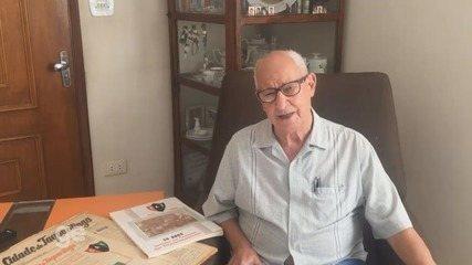 Jornalista de Taquaritinga conta história da construção do Taquarão na década de 80