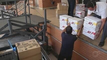 Empresas estão ajudando com doações em combate ao Covid-19