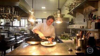 Conheça mais sobre a chef Claudia Krauspenhar