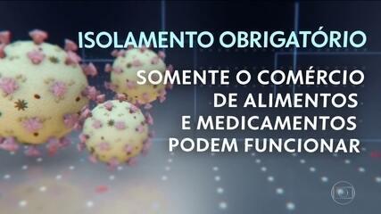Governo do Maranhão anuncia como será isolamento obrigatório determinado pela Justiça