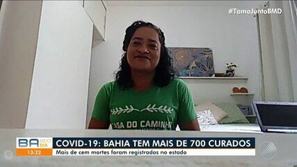 Mais de 700 pessoas já se recuperaram do coronavírus em toda a Bahia