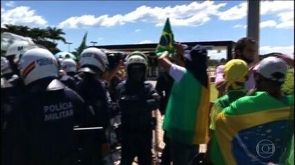 PGR pede ao MP que apure autoria de agressões a jornalistas que cobriam manifestação