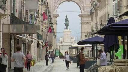 Após elogio da OMS, Portugal inicia reabertura gradual