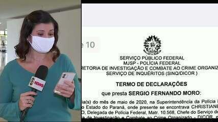 Depoimento de Moro: interferência de Bolsonaro na PF era sem causa e, portanto, arbitrária