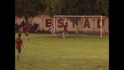 Atlético Roraima x Genus-RO - 1ª rodada da Série D 2009 - 2º gol do jogo