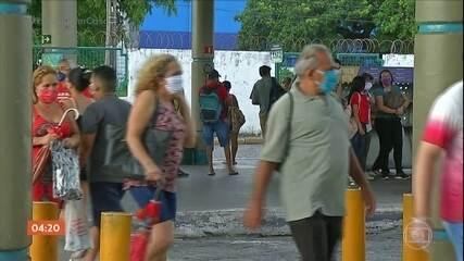 Começam a valer as regras isolamento social rígido em Fortaleza