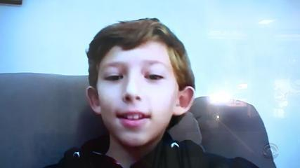 Menino de 10 anos doa economias para ajudar hospital de Arroio do Meio contra a Covid-19