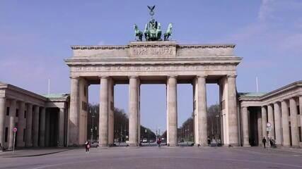 Ritmo de infecção por Covid-19 acelera na Alemanha