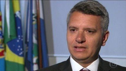 Saadi diz que não recebeu pedidos de relatórios de investigações da PF