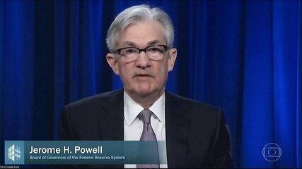Presidente do FED alerta que crise econômica americana pode ser longa e dolorosa