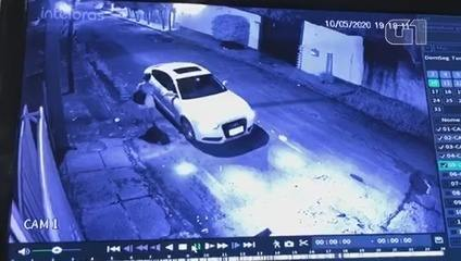 Vídeo mostra miss entrando no carro do ex-namorado horas antes de ser achada morta no AM