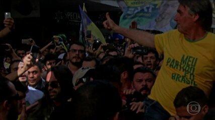 Polícia Federal conclui que autor da facada contra Jair Bolsonaro, em 2018, agiu sozinho