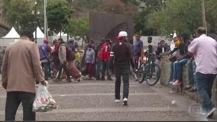 Isolamento social em SP não chega a 50% em nenhum dia da semana