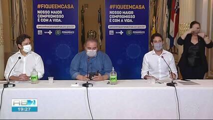 Uso de máscaras será obrigatório em Pernambuco