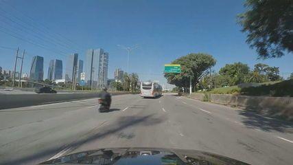Prefeitura de SP retorna com rodízio tradicional de veículos