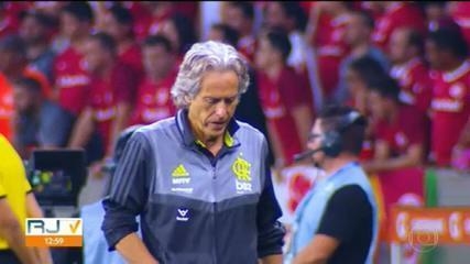Negociações indicam que Jorge Jesus deve ficar no Flamengo