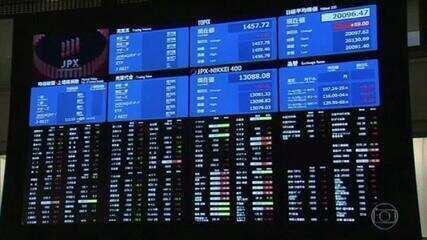 Japão entra em recessão técnica