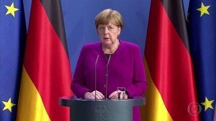 França e Alemanha anunciam fundo de R$ 3 trilhões para aliviar efeitos da Covid-19