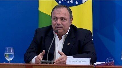 Ministro da Saúde interino, general nomeia nove militares para o segundo escalão