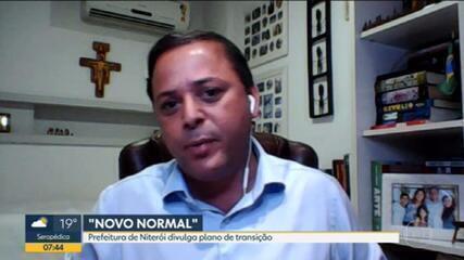 Niterói começa a flexibilizar isolamento social nesta quinta-feira (21)