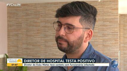 Conquista: Diretor da Fundação de Saúde e do Hospital Esaú Matos é acometido por Covid-19