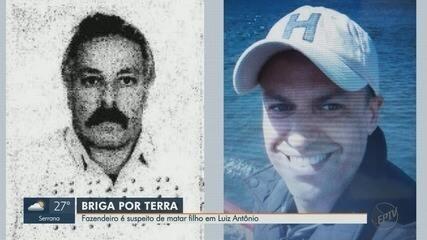 Fazendeiro é suspeito de matar o filho em Luiz Antônio, SP