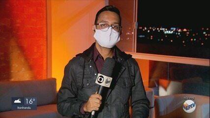 Ernane Fiuza atualiza os novos casos confirmados de coronavírus no Sul de MG