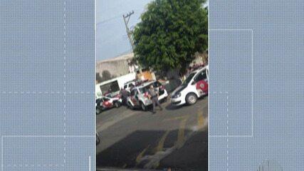 Dois homens são presos suspeitos de sequestrar comerciante em Itaquaquecetuba