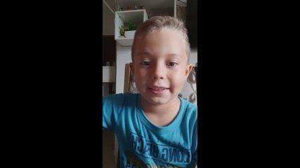 Marlon gravou vídeo falando da vontade de abraçar a mãe