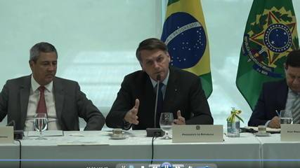 Bolsonaro: 'Eu tenho o poder e vou interferir em todos os ministérios, sem exceção'