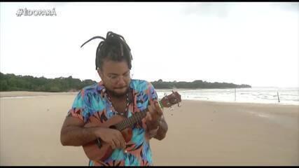 Cantor paraense Jeff Moraes fala da sua relação com a ilha de Cotijuba
