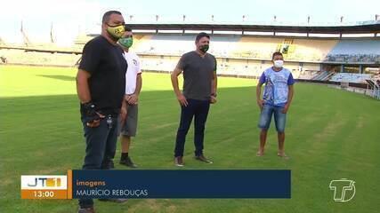Futebol e pandemia: árbitros enfrentam dificuldades financeiras em Santarém