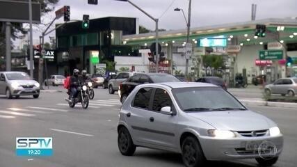 Levantamento mostra que número de acidentes caiu na quarentena
