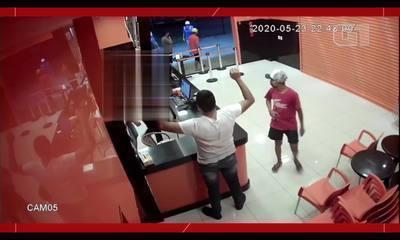 Funcionários de lanchonete são assaltados em Maracanaú na Grande Fortaleza