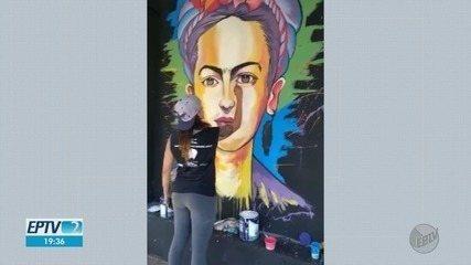 Sem exposições e apresentações, artistas de rua se unem para conseguir doações em Ribeirão