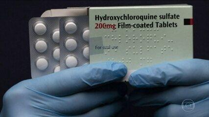 OMS suspende temporariamente testes com hidroxicloroquina para tratamento da Covid-19