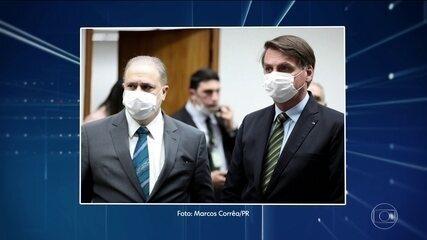 Bolsonaro pede arquivamento de inquérito que apura suposta interferência na PF