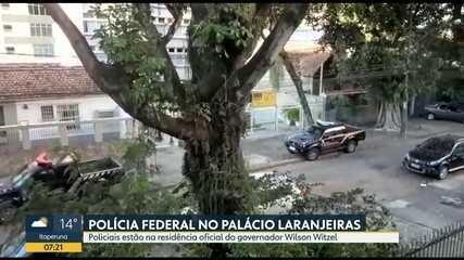 Polícia Federal de Brasília comanda operação que investiga hospitais de campanha do Rio