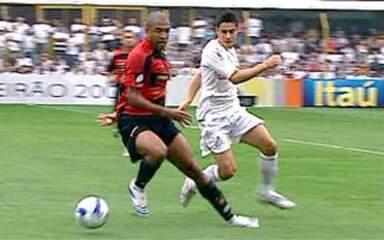 Melhores momentos: Santos 1 x 0 Sport pela 13ª rodada do Brasileirão 2008