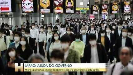 Governo do Japão aprova novo pacote de estímulo econômico