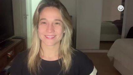 Fernanda Gentil estreia quadro no É de Casa
